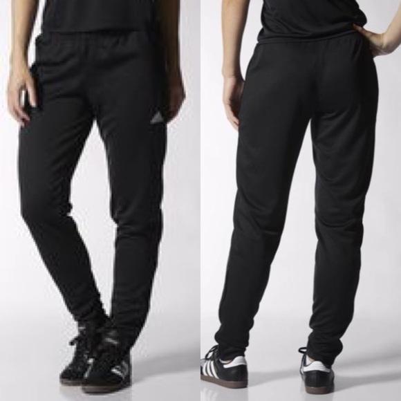 Women s ⚫ ALL BLACK ⚫ Adidas Tiro Pant 🔥 357902431f